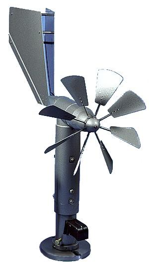 Приборы для измерения скорости и направления ветра