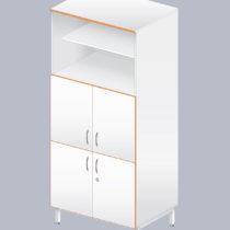 Шкаф лабораторный для документов ЛАБ-800 ШПр