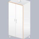 Шкаф лабораторный для хранения реактивов ЛАБ-800 ШР