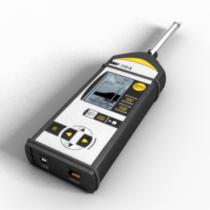Шумомер-анализатор спектра виброметр Октава-101АМ