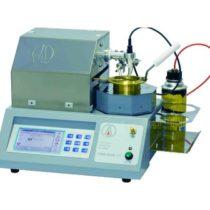 Аппарат ТВО-ЛАБ-11 анализатор температуры вспышки и воспламенения в открытом тигле