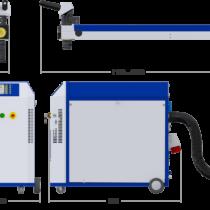 Универсальные лазерные станки HTS