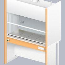 Шкаф вытяжной ЛАБ- 1500 ШВ МЕТ
